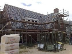 raadbouw bv huis voorbereiding raam installeren
