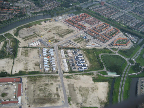 De Vries Emmeloord bird's-eye view 5