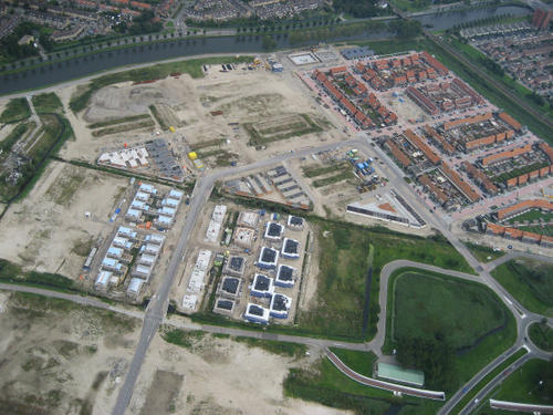 De Vries Emmeloord bird's-eye view 6