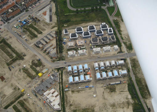 De Vries Emmeloord bird's-eye view 8