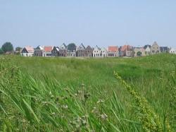 Geveke Bouw Heerenveen weiland