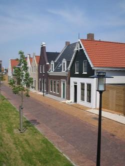 Geveke Bouw Heerenveen straat