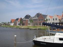 Geveke Bouw Heerenveen waterkant