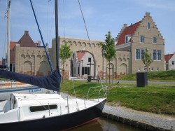 Geveke Bouw Heerenveen boot