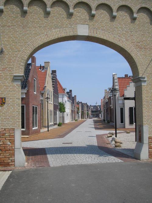 Geveke Bouw Heerenveen poort 2