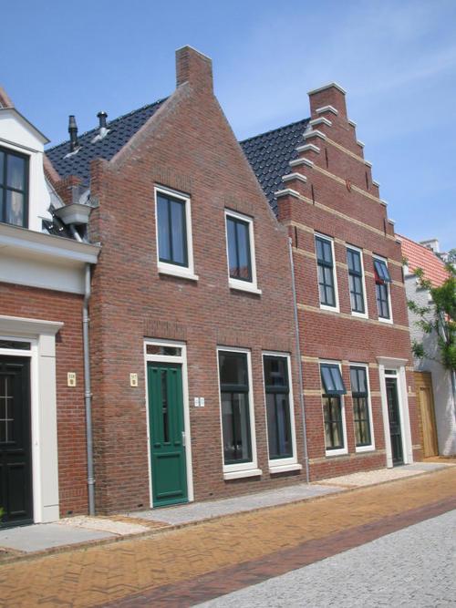 Geveke Bouw Heerenveen volledig klaar
