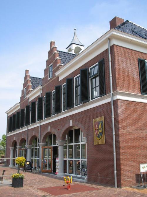 Geveke Bouw Heerenveen restaurant