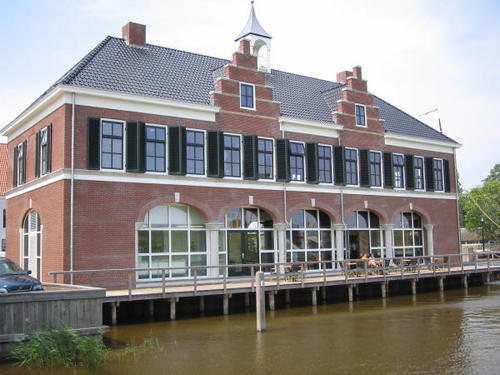 Geveke Bouw Heerenveen op afstand 6