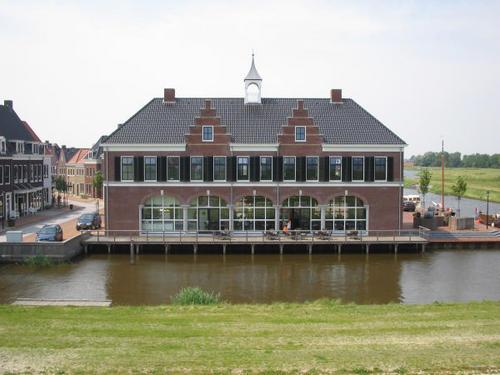 Geveke Bouw Heerenveen op afstand 4