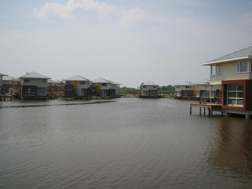 Geveke Bouw Heerenveen meer