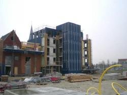 Heijmans Groningen B.V. constructie overzicht