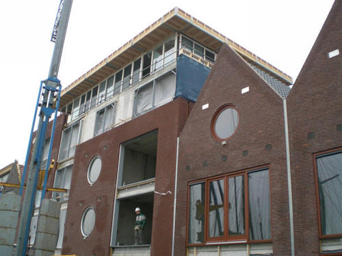 Heijmans Groningen B.V. bijna voltooid