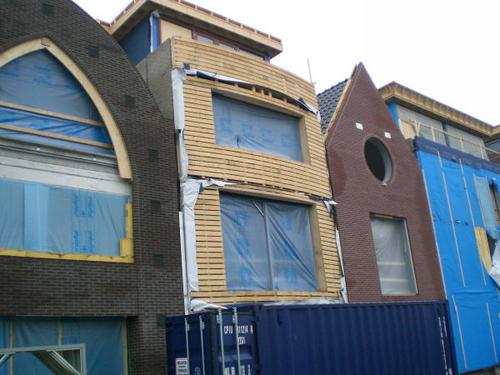 Heijmans Groningen B.V. constructie