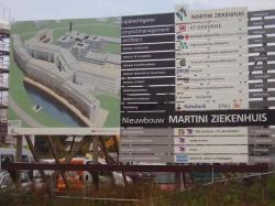 Jorritsma Bouw Nieuwbouw bord