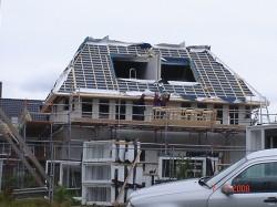 Olde Rikkert bv huis onder constructie