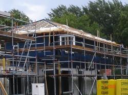 Olde Rikkert bv dak installatie 3