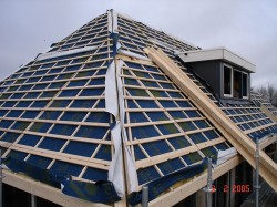KBM B.V. dak installatie 2