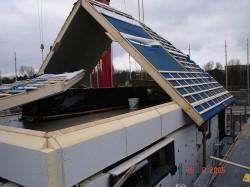 KBM B.V. bouwen van het dak
