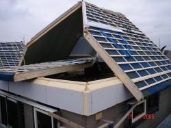 KBM B.V. bouwen van het dak 2