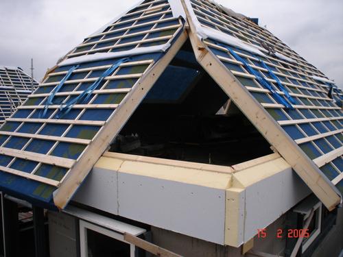 KBM B.V. bouwen van het dak 3
