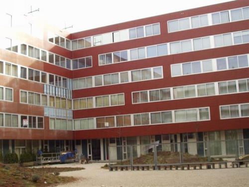 Kondor Wessels Amsterdam volledig gebouw