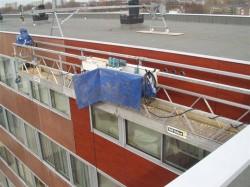 Kondor Wessels Amsterdam dak